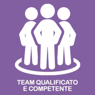 OPEA SPINETTI - Team qualificato e competente