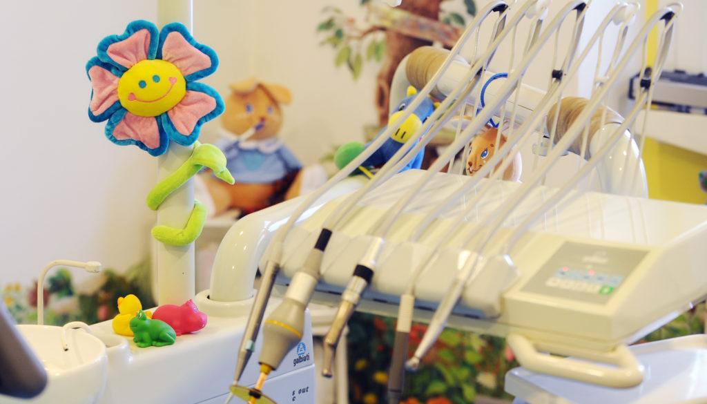 Pedodonzia odontoiatria pediatrica